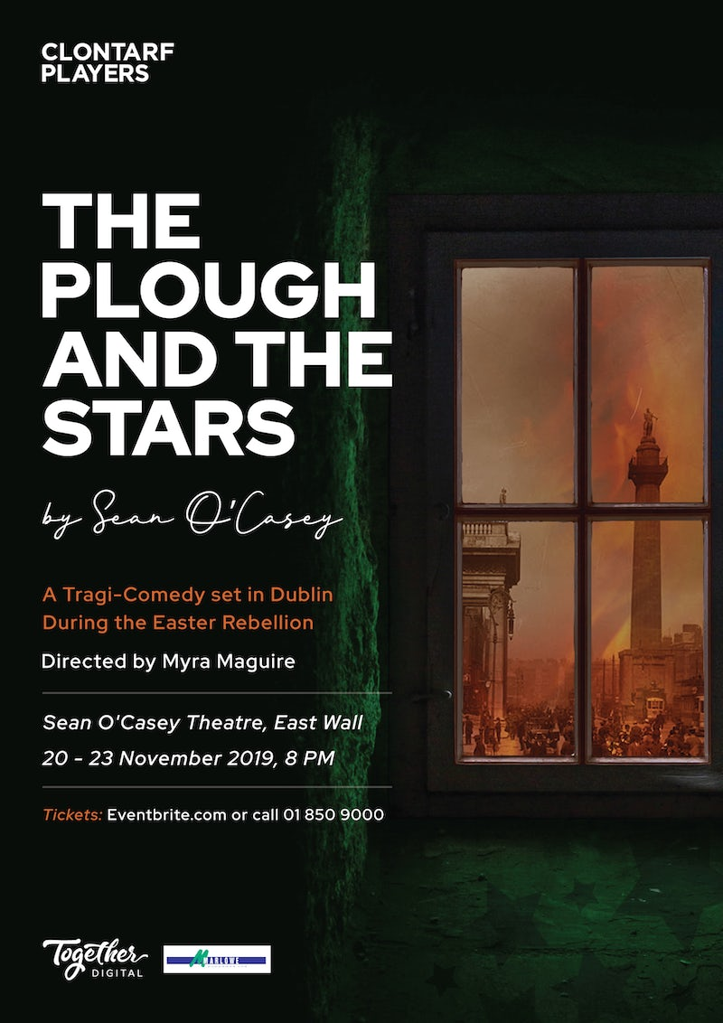 Clontarf Players Present The Plough and the Stars