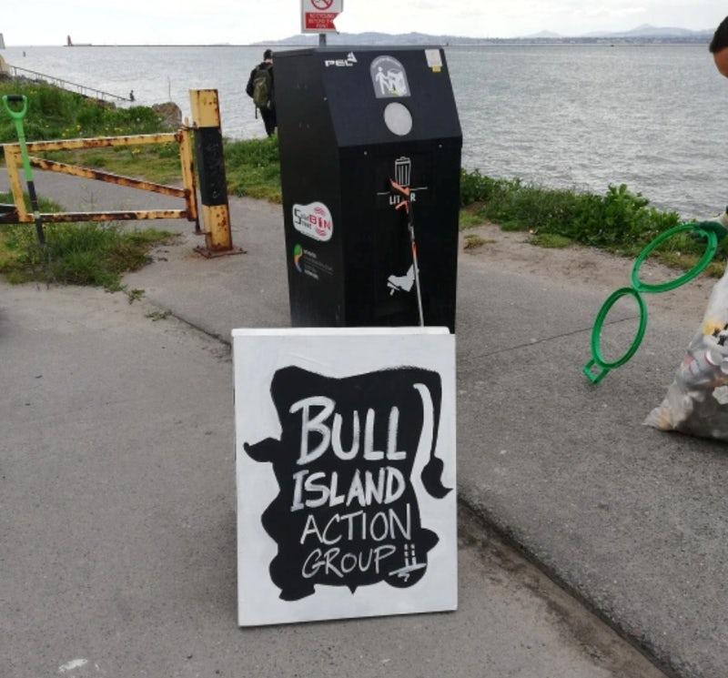 Bull Island Action Group | October 2019 Clean Up