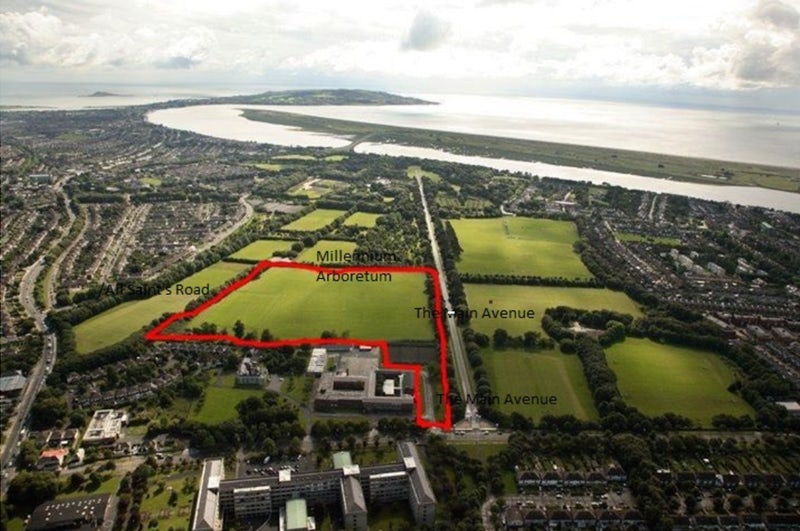 Info on Planning Applications - St. Paul's Lands/Swimming Pool