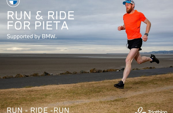 Run and Ride for Pieta supported by BMW