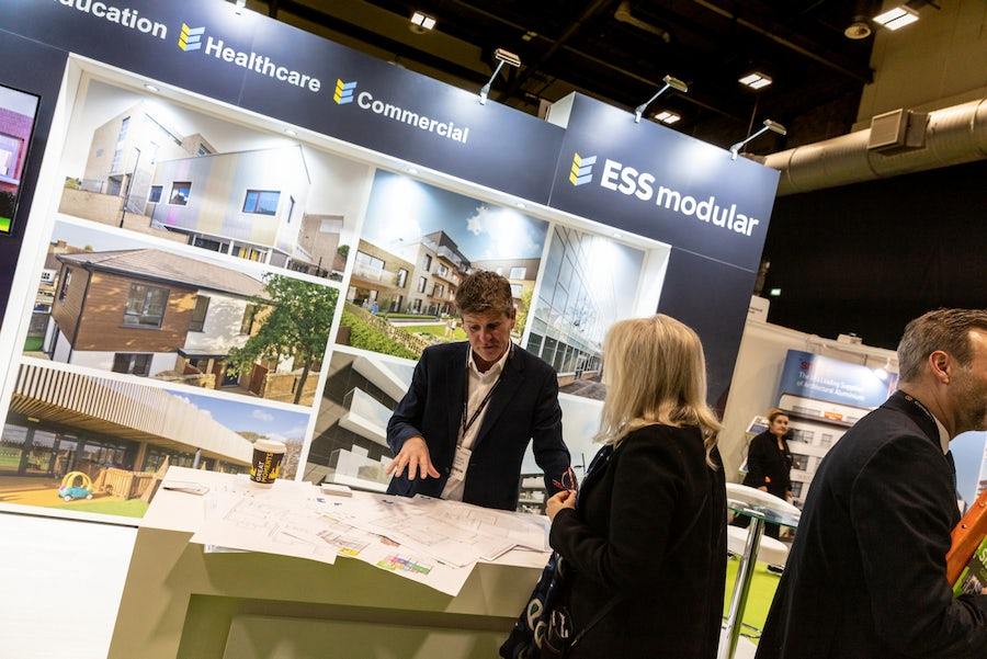 ESS Modular appointed to major housing framework to deliver new homes in London