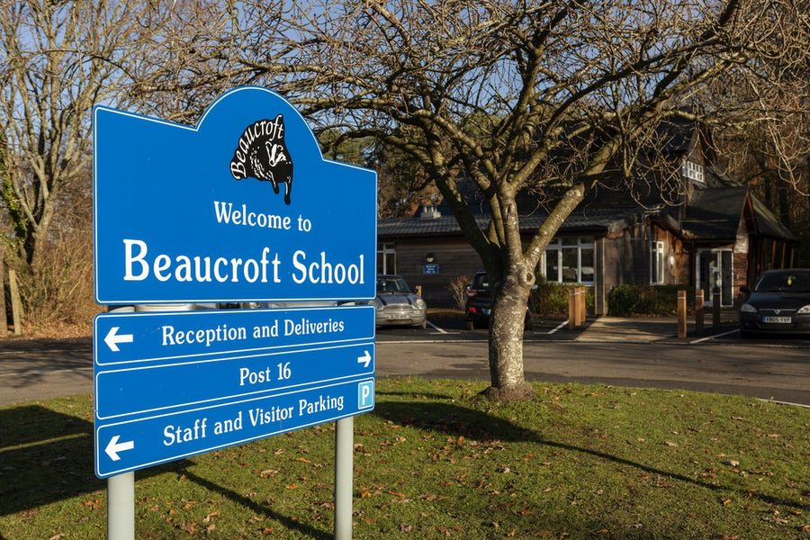 Beaucroft Foundation School Official Opening