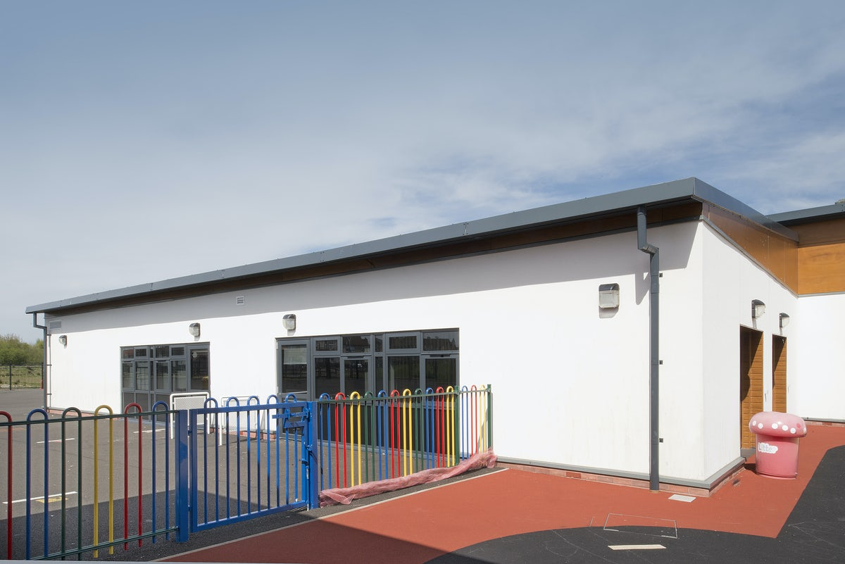 Onthank Primary School East Ayrshire