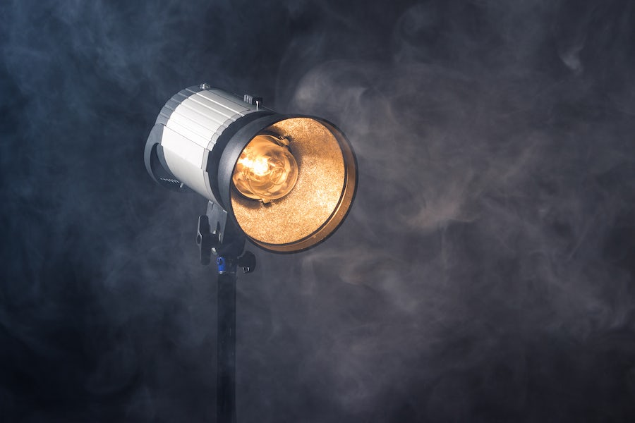 A Beginner's Guide to Three Point Lighting