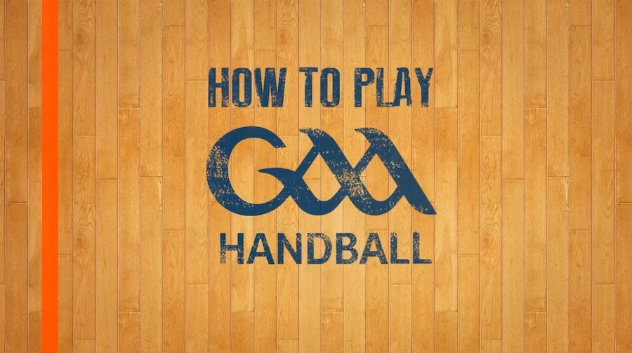 How to Play GAA Handball -  A Motion Graphics Video