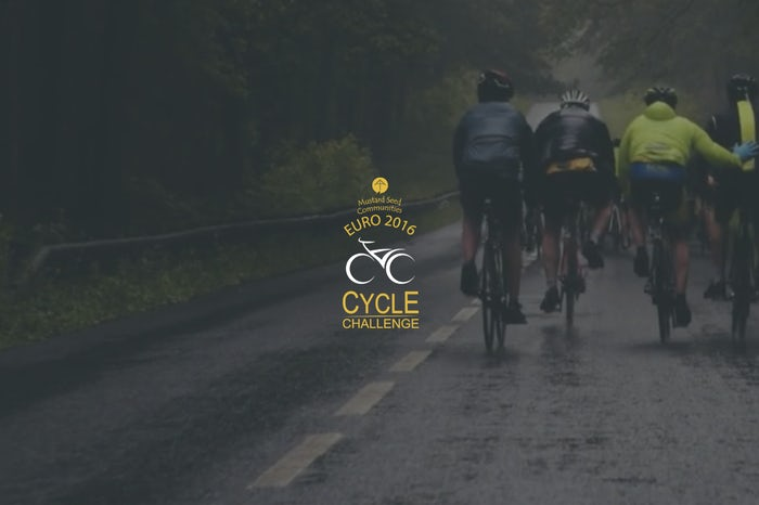 Mustard Seed Euro Cycle Challenge - Highlights Video